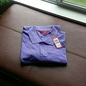 NWT Izod Heritage polo top